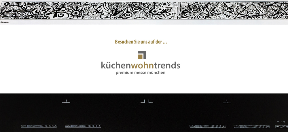 """Read more about the article Messe """"Küchenwohntrends"""" in  München 2016"""
