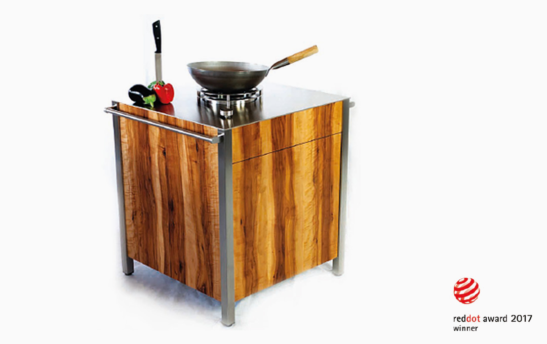 Bofun Oudoor Cooking mit Gas