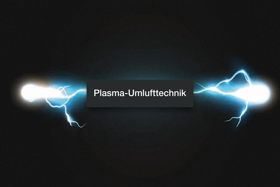Plasma-Umlufttechnik